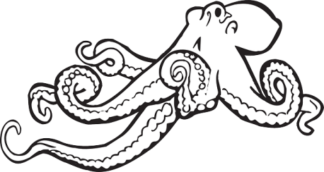 octopus-33147_640